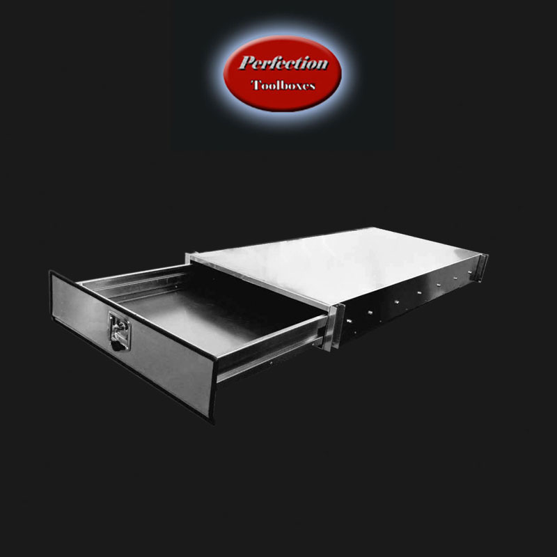 Under Ute Tray Trundle Drawer 1700mm X 750mm X 200mm