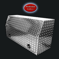 High Side Full Open Door Aluminium Tool boxes