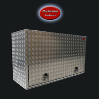 Square Edge Aluminium Toolboxes